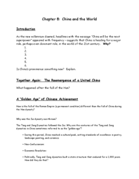 Strayer 2nd Edition Chapter 8 - Part 1