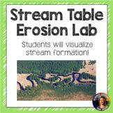 Stream Table Erosion Lab