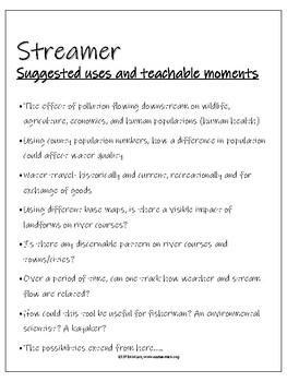 Streamer: Online River Mapping Tool Guide