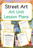 Street Art - Art Unit Lesson Plans
