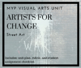 Street Art MYP Art Unit