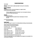 Street Crossing Task Analysis / Program