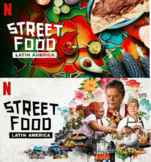 Street Food Latin America: Movie Questions for 6 episodes in SPANISH & ENGLISH
