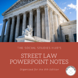 Street Law Powerpoint Notes