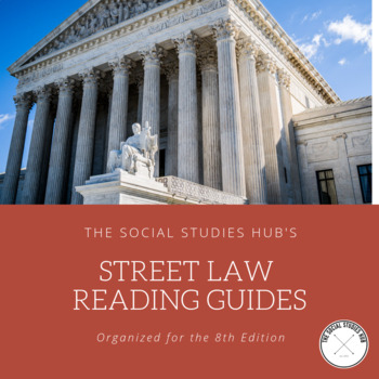 Street Law Reading Guides