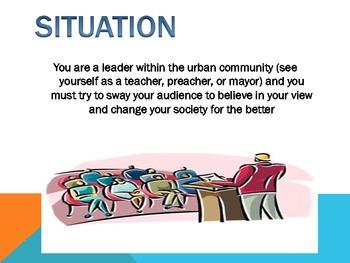 Street Literature- reading circles using urban stories