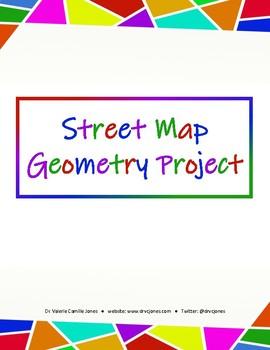 Street Map Geometry Project Rubric