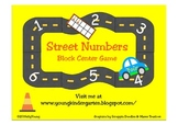 Street Numbers Game for Block Center