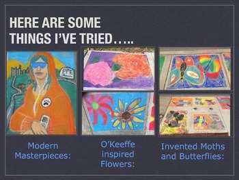 Street Painting- Everything you need to Street Paint with children (PDF)
