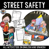 Street Safety Unit - ENGLISH and SPANISH Bundle