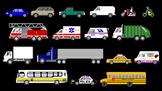 Street Vehicles - Cars & Trucks