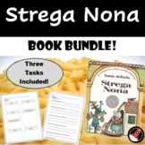 Strega Nona - Comprehension, Story Map, and Theme Analysis