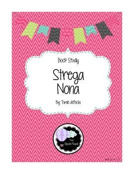 Strega Nona Book Study Sample