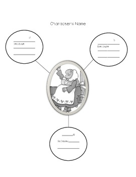 Strega Nona Character Traits