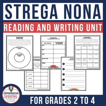 Strega Nona Comprehension Activities