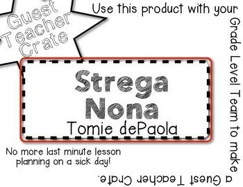 Strega Nona - Guest Teacher Crate