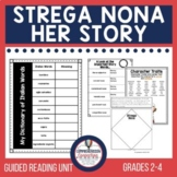 Strega Nona Her Story Comprehension Activities