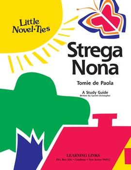 Strega Nona - Little Novel-Ties Study Guide