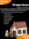 Strega Nona Series Unit Plan {Alligned to CCSS}