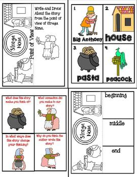 Strega Nona (Story Companion with QR codes for your iPad)
