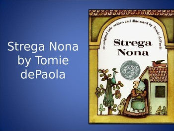 Strega Nona | Collaborative Conversations | Vocabulary | Text Talk