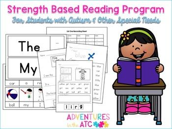 Strength Based Reading Program - Level One