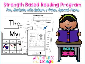 Strength Based Reading Program - Level Two