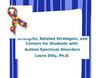 Strength Related Strategies for Students with  Autism Spectrum Disorders