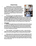 Strength Training - Informational Text Test Prep