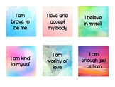 Strength and Affirmation Cards