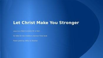 Strength in God
