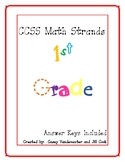 Common Core Math: Repeated Practice in 1st Grade Math Stan