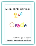 Common Core Math: Repeated Practice in 2nd Grade Math Stan