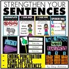 Strengthen Your Sentences