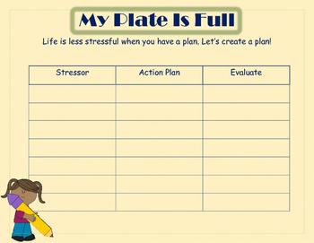 Stress Activity