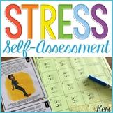 Stress Activity: Stress Self Assessment Classroom Guidance Lesson Stress Levels
