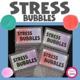Stress Bubbles Anxiety Activity