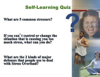 Stress Coping Skills PPT