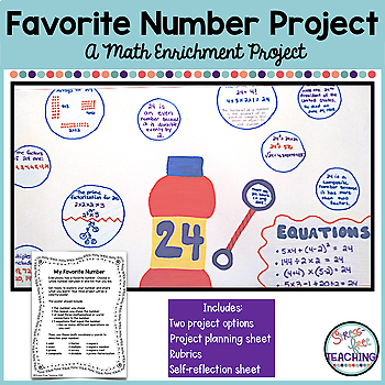 Stress-Free Math Enrichment: Number Project