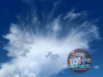 Stress-Free Stock Photo - Cloud