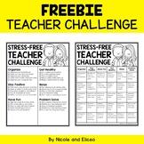 FREE Teacher Challenge