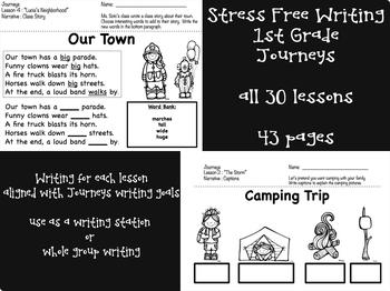 Stress Free Writing