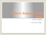 Stress Help and Support