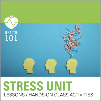 Stress Powerpoint and Activities