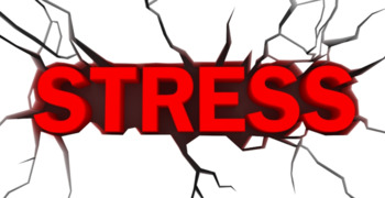 Stress Lessons and Activity Bundle