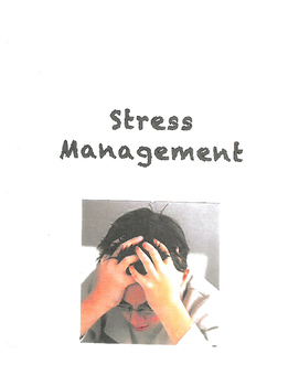 Stress Management Activities