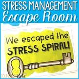 Stress Management Activity: Stress Management Strategies Escape Room
