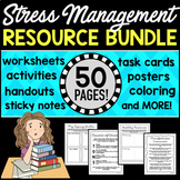 Distance Learning Stress and Anxiety Bundle