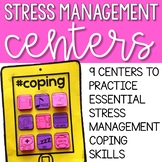 Stress Management Centers: Coping Skills Activities Classroom Guidance Lesson