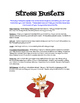 Stress Management Curriculum for Middle Schools including Relaxation Techniques